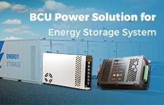 Innovative BCU Power Solution for Energy Storage System
