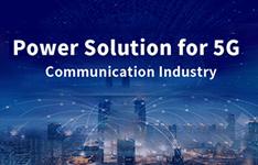 MORNSUN Power Solutions for 5G Wireless