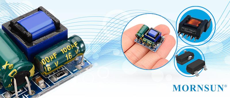 ШИМ-контроллеры и трансформаторы Mornsun для простых источников питания