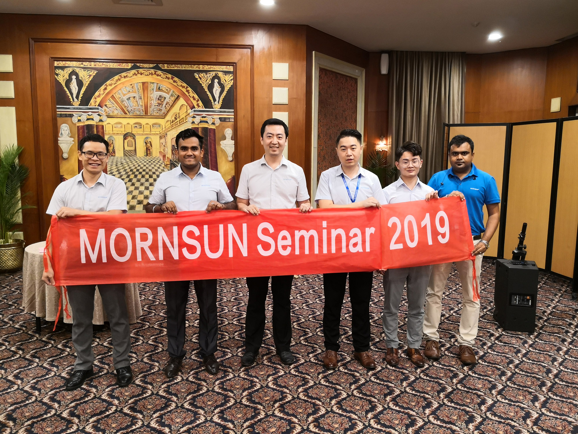 Mornsun Successfully Concludes 2019 India Seminars- focuses on high-efficiency power solutions