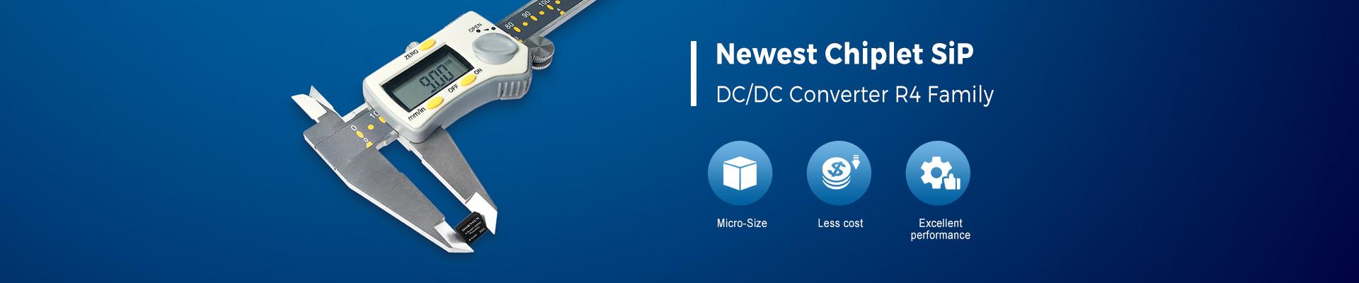 MORNSUN Chiplet SiP DC DC Converter