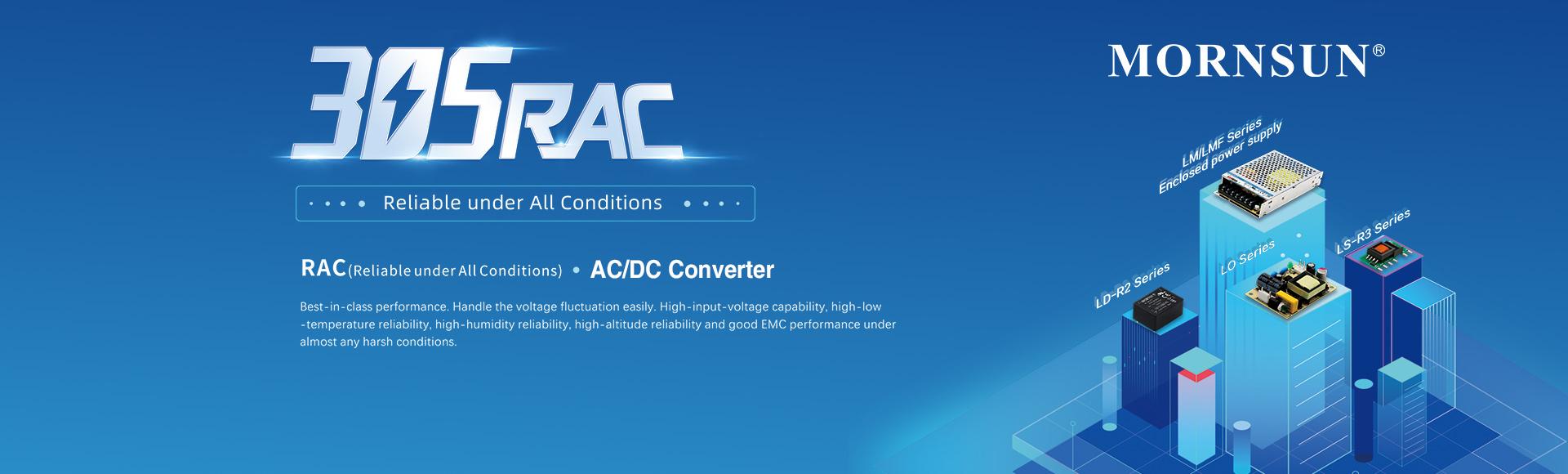 305 RAC AC/DC Converter